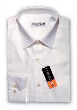 Camicia Uomo Bianca Collo Italiano